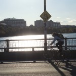 Sharing the Road on Harvard Bridge 2