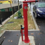 Harvard Bike Repair Station