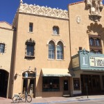 The Theater in Santa Fe